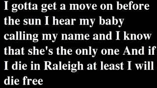 Darius Rucker Wagon Wheel Lyrics
