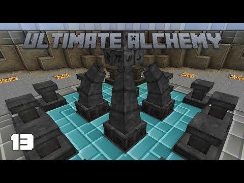 Thaumcraft Quick Tip: Using Essentia Phials for Crucible Alchemy