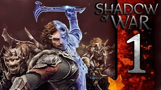 ŘEŽBA ORKŮ SE VRACÍ | #1 | Shadow of War