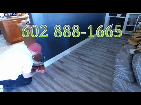 How to Install Baseboards the Right Way Phoenix!