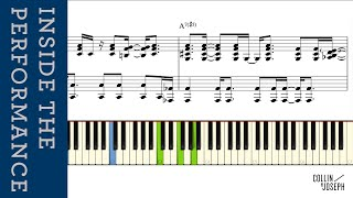 Richard Tee - Piano Breakdown