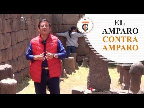EL AMPARO CONTRA AMPARO - Tribuna Constitucional 94 - Guido Aguila Grados