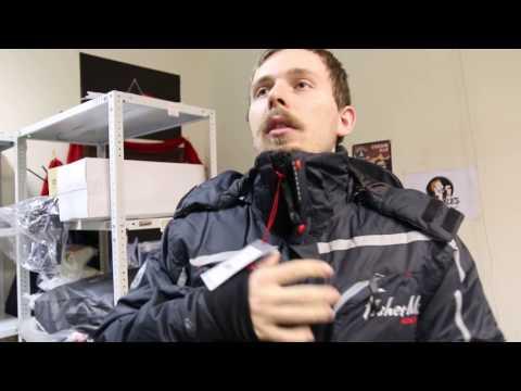 Зимний костюм для рыбалки Nova Tour «Салмон V2». Видеообзор.