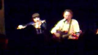Mark Olson live in Oslo 7. Nov 2007