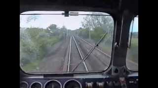 preview picture of video '87015 Milton Keynes - Coventry. Driver's eye view cab ride.'
