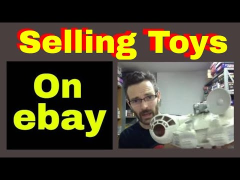 What toys to buy to resell on ebay - how to make money reselling on ebay