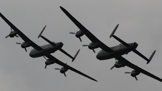 preview picture of video 'Duxford Airshow - September 2014'