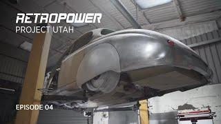 "MK2 Jaguar ""Project Utah"" - Retropower Build Episode 04"