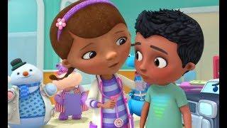 Доктор Плюшева -  Клиника игрушек, спецвыпуск - Спасатели спешат на помощь   Мультфильм Disney