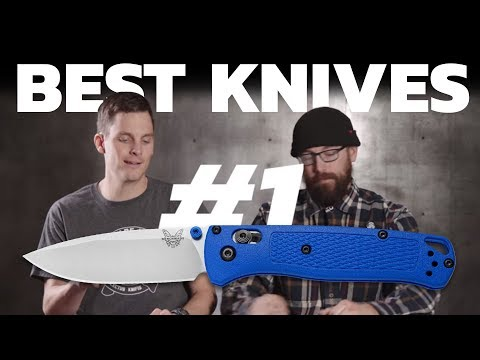 The 7 Best Knives of 2017 | Knife Banter Ep. 38
