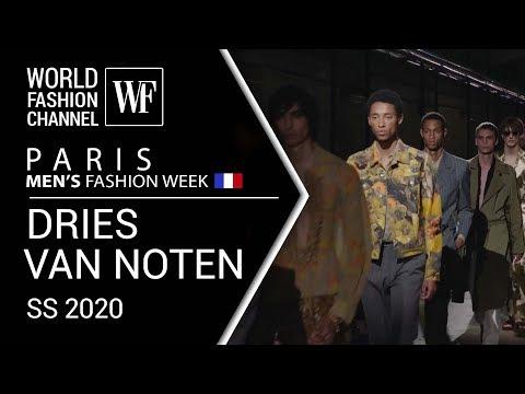 DRIES VAN NOTEN / PARIS MEN'S FASHION WEEK \SPRING-SUMMER 2020_