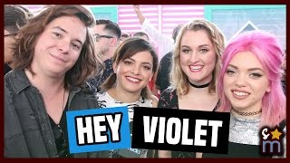 "Hey Violet Talk ""Brand New Moves"" EP & Teen Choice 2016 Nomination 