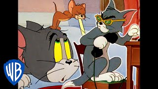 Tom & Jerry | Academy Nominated Shorts Vol. 1 | Classic Cartoon Compilation | WB Kids