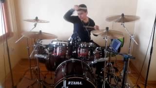 Duman - Herşeyi Yak - Drum Cover