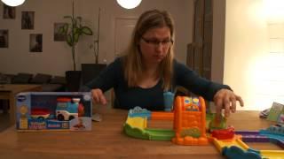 Tut Tut Schienenset mit Zug und Baby Flitzer Traktor (VTech) - Rezension Kinderspielzeug-Test
