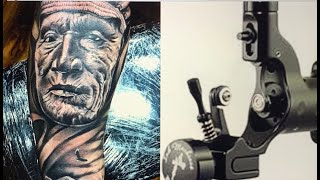Review On Dragonfly Tattoo Gun By Hussam Osman