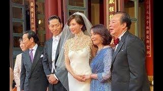 林志玲風光出嫁,蔡康永出席,舊愛言承旭被曝反常行為,讓人驚訝!