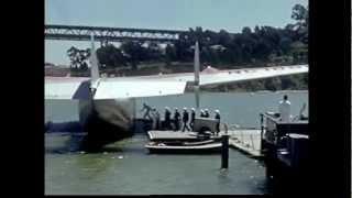Pan American Airways Treasure Island Clipper Cove (1941)