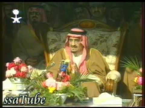 كلمة الملك فهد أمام قوات التحالف والإجابة على اسئلتهم – 23