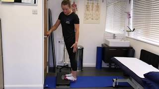 How to strengthen the gastrocnemius calf muscle