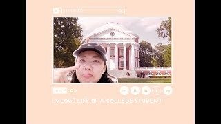 📖 Life Of A College Student    A Week At UVA 🔷🔶