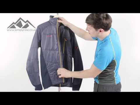Mammut Foraker Hybrid Jacket - www.simplyhike.co.uk