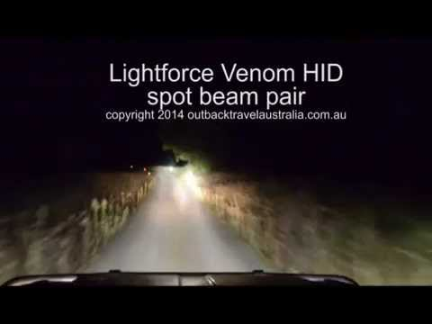 Venom HID Test - Allan Whiting