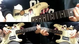 Lucky Daye - Late Night (guitar & bass line cover.)