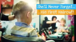 First Haircut:   A Cosmetology Summer