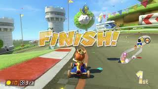 Mario Kart 8 Deluxe: Online Races with friends (Part 11)