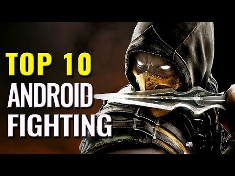 Download Top 10 Best Android Fighting Games