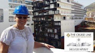 Silver Spirit Lengthening | Silversea Cruises