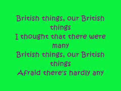 Música British Things