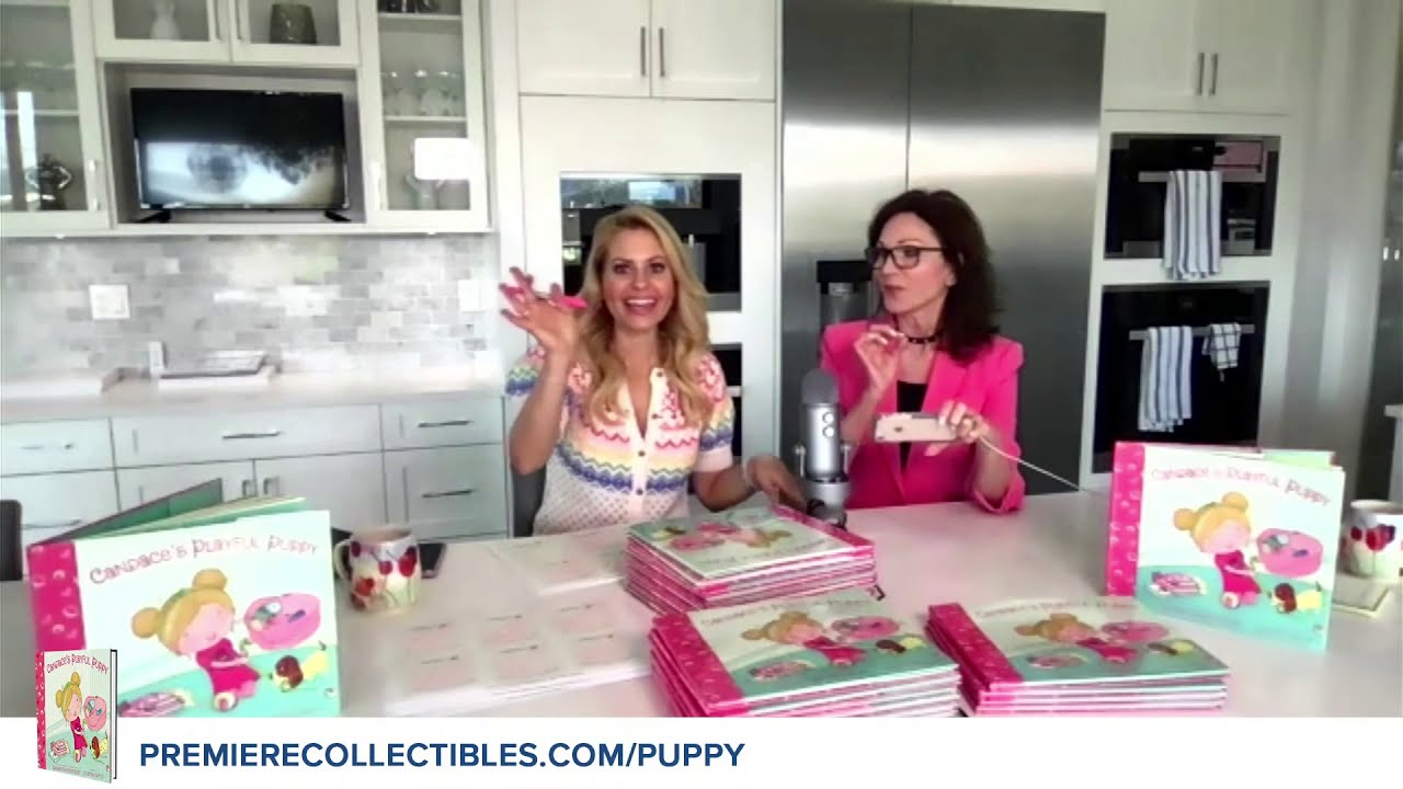 Candace's Playful Puppy by Candace Cameron Bure