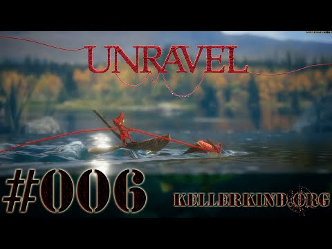 Unravel [HD|60FPS] #006 - Bergwanderung Teil 2 ★ Let's Play Unravel