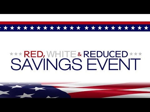 Red, White, and Reduced