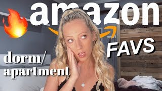 Amazon Favorites For Your College Dorm Or Apartment! Back To School Items You NEED