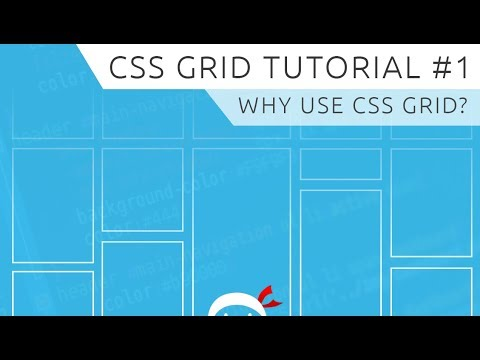 CSS Grid Tutorial #1 – Why Use CSS Grid?