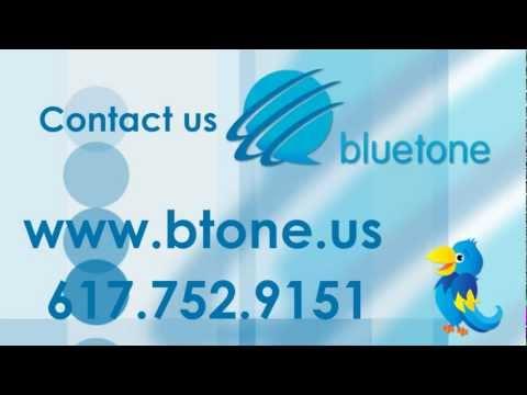 Video of MyBlueTone App