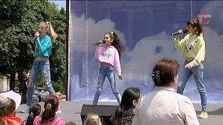 День России отметили концертами сразу в нескольких районах Уссурийска