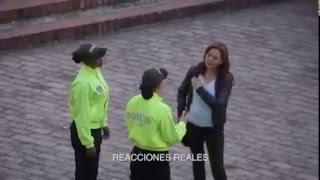Campaña de la Policía Colombiana muestra el riesgo de las redes sociales