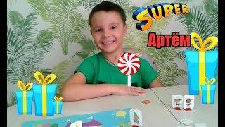 Свинка Пеппа игра для детей. Развивающий мультик для детей