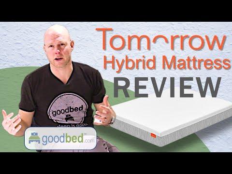 Tomorrow Sleep Mattress Review (VIDEO)