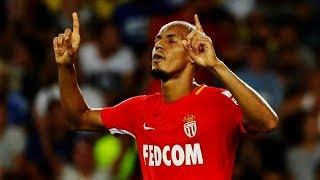Fabinho • AS Monaco • All 31 Goals • 2015-18