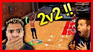Troydan NBA 2K19 2v2 *CRAZY* Tournament !!
