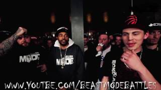 BeastMODE presents - JOHNNY MATH - Spazz Out (No Show)
