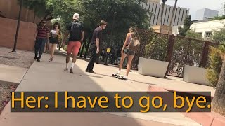 OUCH! Watch Me Get Rejected By Multiple Women (infield compilation)