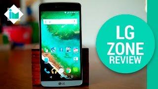 LG Zone - Review en español