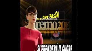 Arisa Lentamente il primo che passa - Karaoke performed by Rino Fiorillo