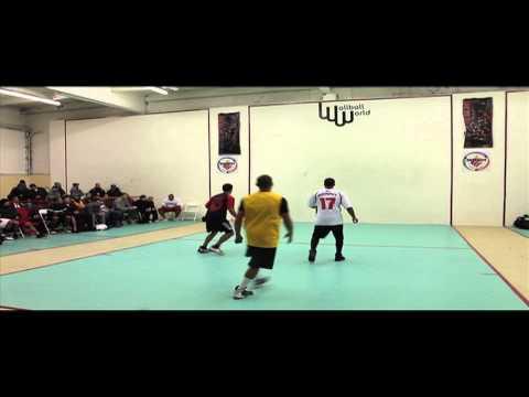 GUZ vs ZEREGA 2 - Jay & Johnny (G) vs Ant & Kenny (Z)